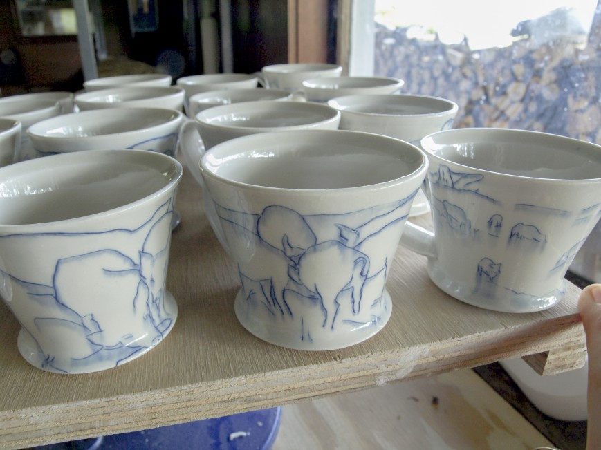CC cups studio