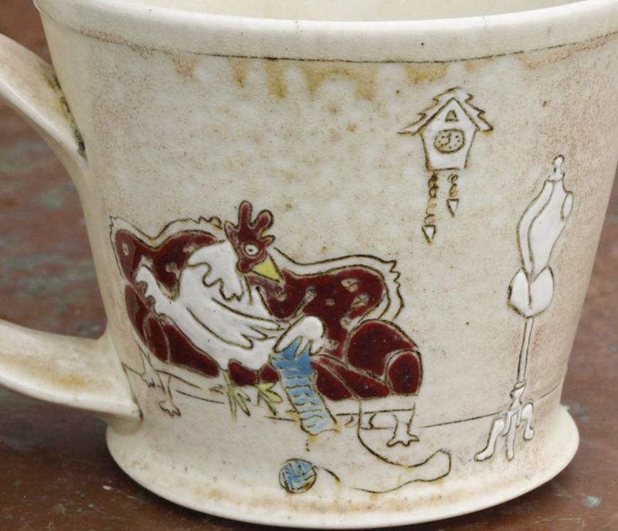 chicken cup - portrait7