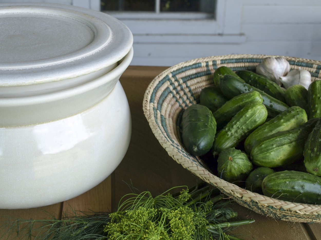 pickling jar 1